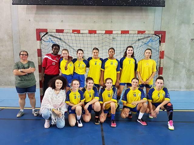 Handball Féminin sur Montélimar