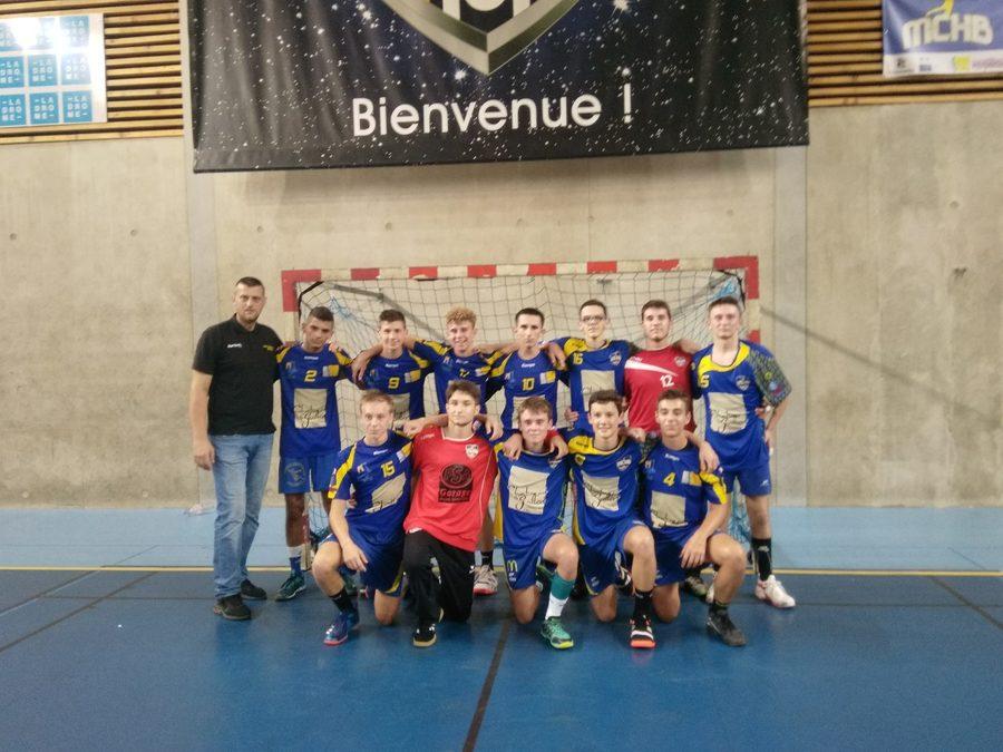 Équipe -18 AURA Garçons