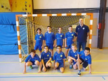 Équipe -13-1 Territoire Garcons