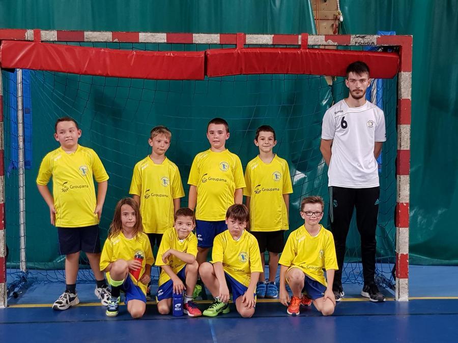 Équipe -11-2 Garçons